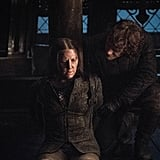 Theon and Yara Greyjoy
