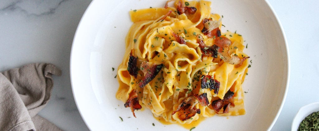 Butternut-Squash Carbonara Recipe and Photos