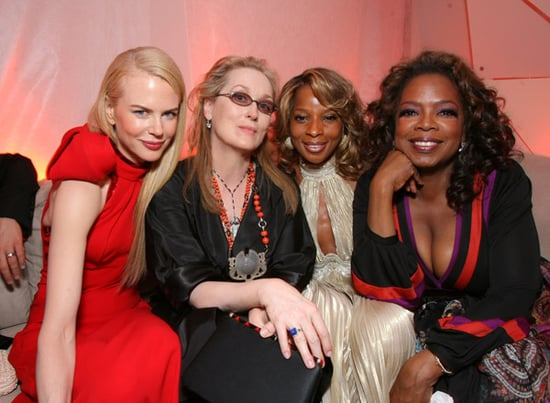 Vanity Fair Oscar Party: The Fab Four