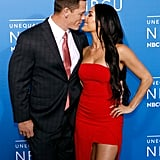 Nikki Bella and John Cena Could Not Look More in Love If They Tried