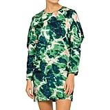 Bianca Spender Water Print Silk Sovereign Dress ($425)