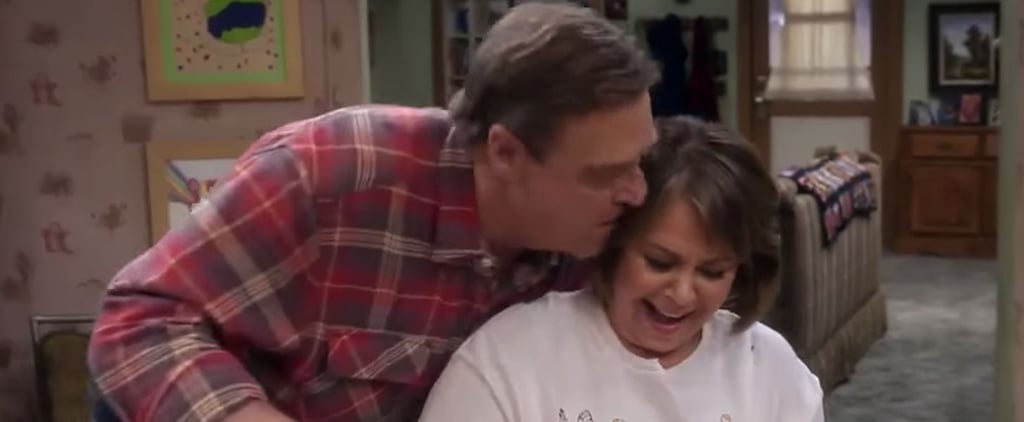 Roseanne and Dan Look More in Love Than Ever in the Reboot's Opening Credits
