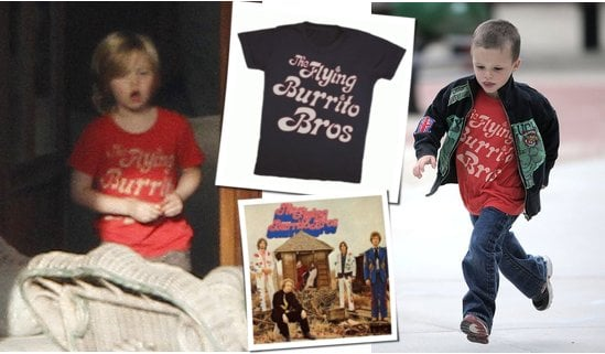 Pictures of Shiloh Jolie Pitt and the Flying Burrito Brothers