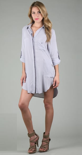 Carter Side Zipper Tunic Dress ($104)