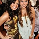 Things Get Complicated For Demi and Miley . . . and Selena