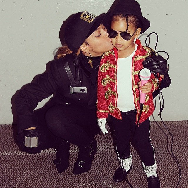 Cutest Pictures of Blue Carter