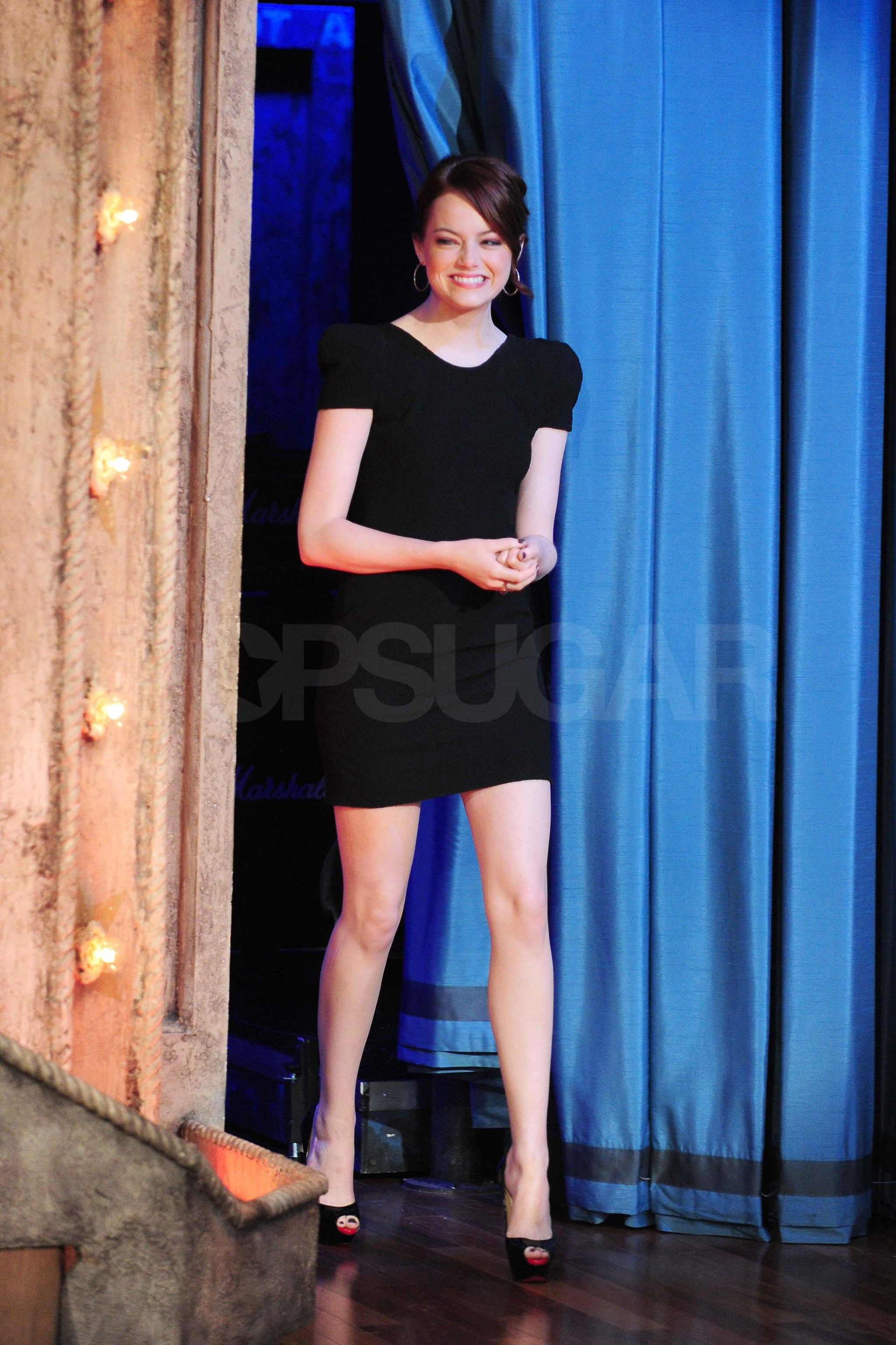 Pictures of Emma Stone... Emma Stone Weight