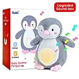 Smart Sleep Soother Portable Soft Stuffed Animal for Babies