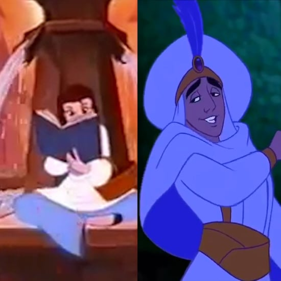 Beauty and the Beast and Aladdin crossover