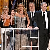 Outstanding Performance by an Ensemble in a Comedy Series