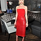 Kate Bosworth was red-hot at the Still Alice and Grey Goose bash.