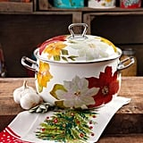 The Pioneer Woman Poinsettia 4-Quart Dutch Oven ($20)