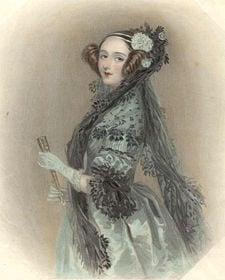 Ada Lovelace Was History's First Computer Programmer