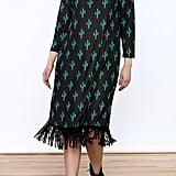 Crazy Train Cactus Midi Dress ($43)