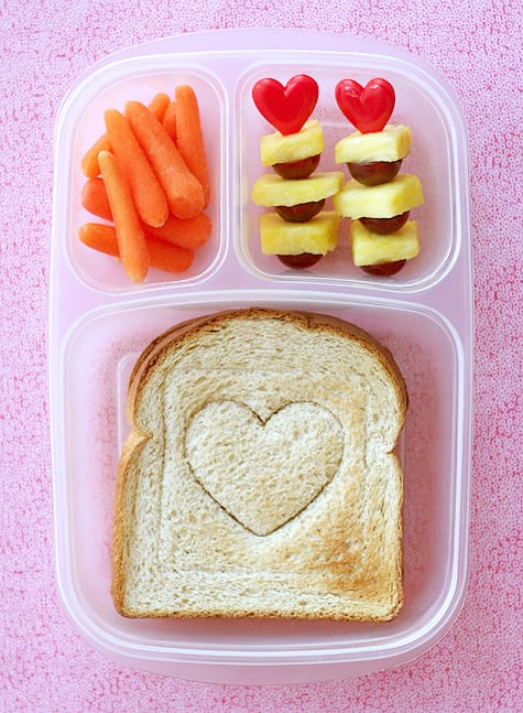 valentines day lunch ideas for kids popsugar moms - Valentines Day Meal Ideas
