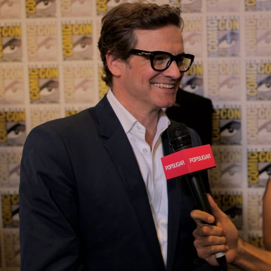 Colin Firth Kingsman: The Secret Service Interview | Video