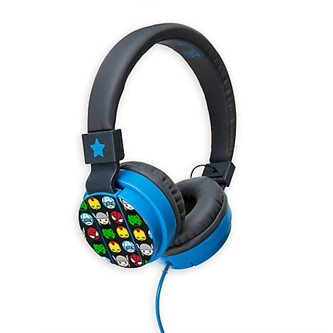 Marvel Super-hearo Headphones