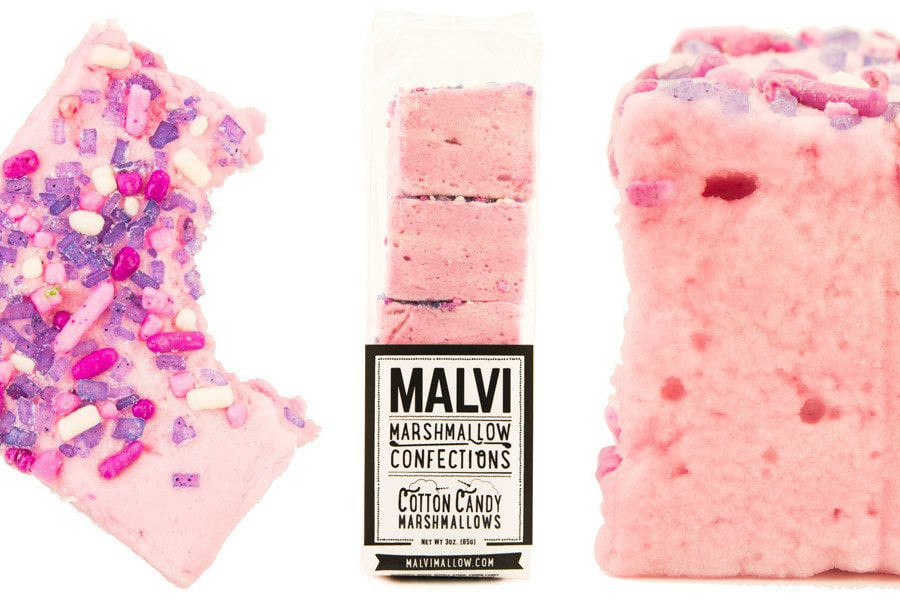 Malvi Cotton Candy Marshmallows ($8)