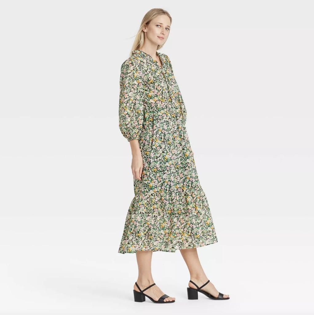Best Midi Dresses From Target   2021