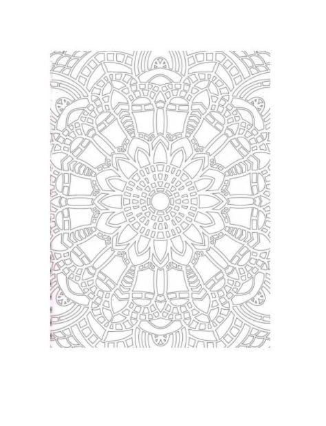 color your world meditative coloring with mandalas 2017 planner 14