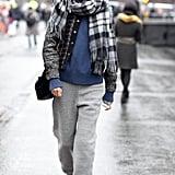 New York Fashion Week Fall 2012