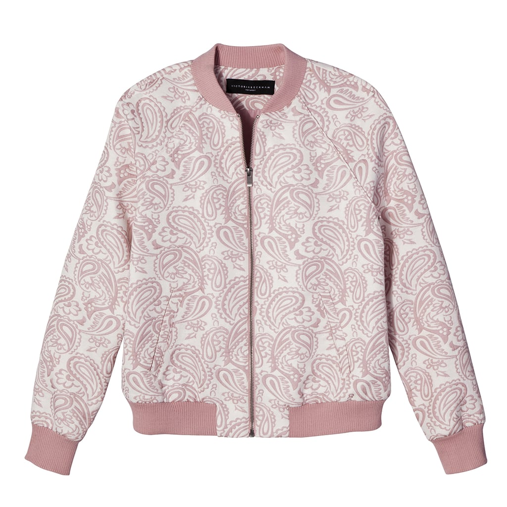 Originally $35, the Women's Blush Floral Jacquard Bomber Jacket is being  sold on eBay for $200.