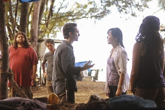 "Recap and Review of Lost Episode ""The Package"""