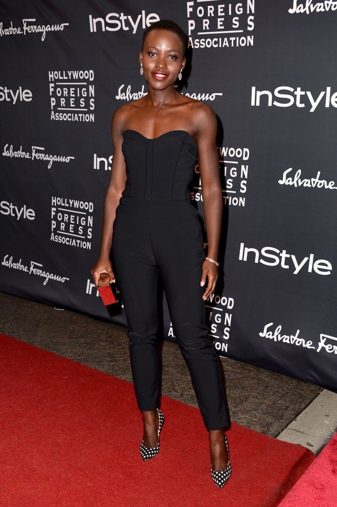 Lupita Nyong'o at the Toronto International Film Festival
