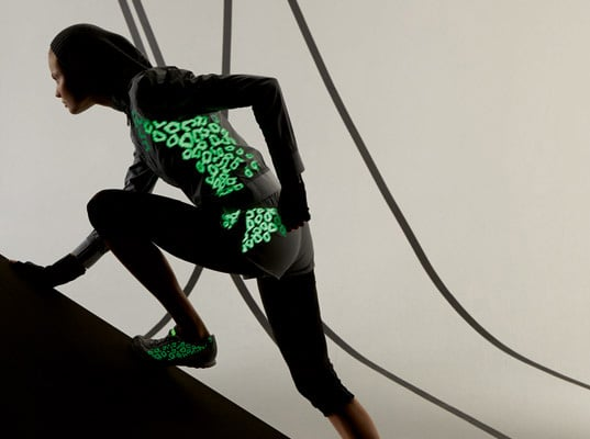 Glow-in-the-Dark Running Gear by Stella McCartney For ...