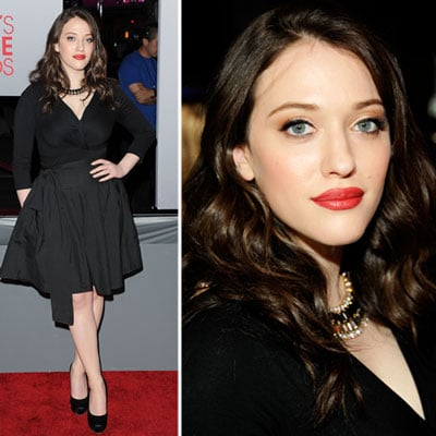 Kat Dennings at 2012 People's Choice Awards
