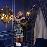 Blue Dining Room Taylor