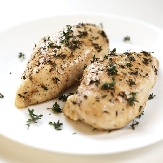 Lemon-Thyme Baked Chicken Recipe