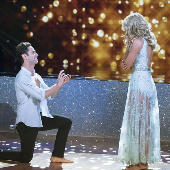Emma Slater and Sasha Farber Get Engaged on DWTS