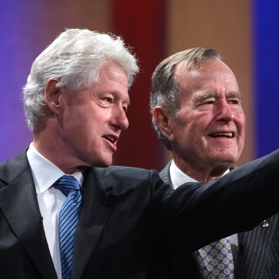 George HW Bush's Letter to Bill Clinton After Losing