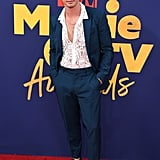 Gavin Leatherwood at the 2019 MTV Movie and TV Awards
