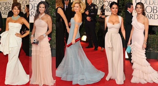Golden Globe Awards Red Carpet Polls