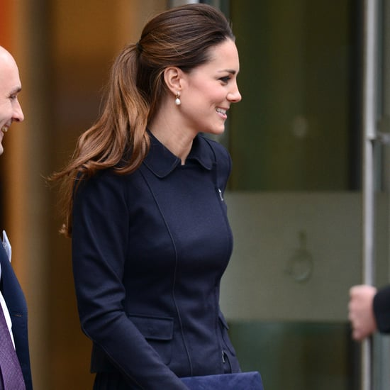 Kate Middleton Shopping at Gap