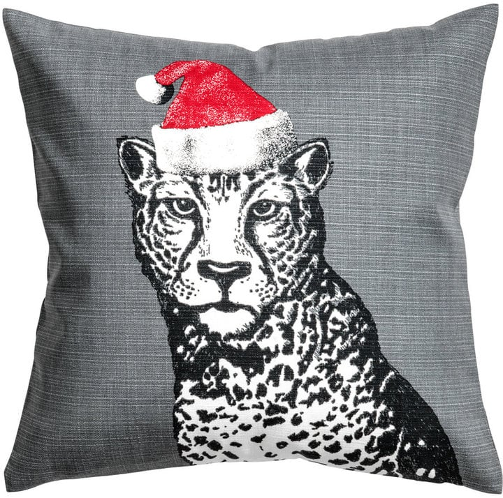 Christmas Motif Cushion Cover ($10)