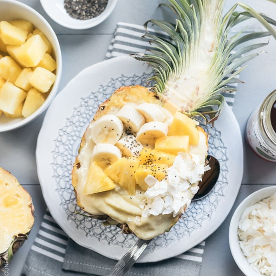Healthy Pineapple Bowl Recipes