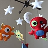 Drops of Color Shop Nursery Monsters Mobile ($90)