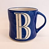 Anthropologie Mia Monogram Mug