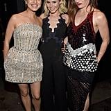 Pictured: Mila Kunis, Kristen Bell, and Kathryn Hahn