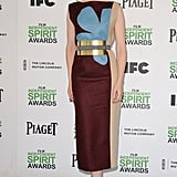 Cate Blanchett in Floral Roksanda Ilincic at the 2014 Independent Spirit Awards