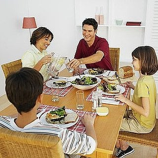 Did You Eat as a Family Growing Up?