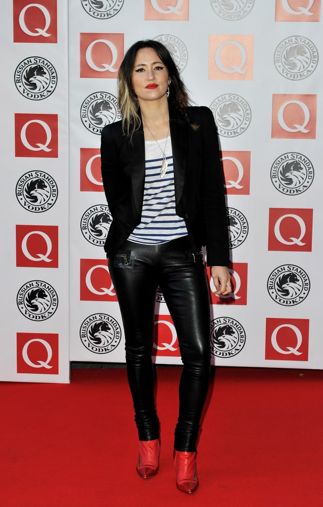 Pictures from Q Awards