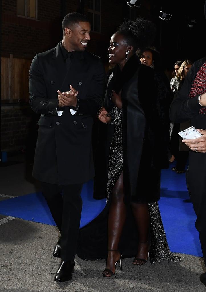 Are Lupita Nyong'o and Michael B. Jordan Dating?