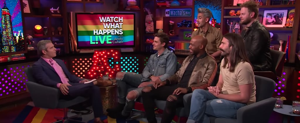 Queer Eye Fab Five Defend Pete Davidson and Ariana Grande