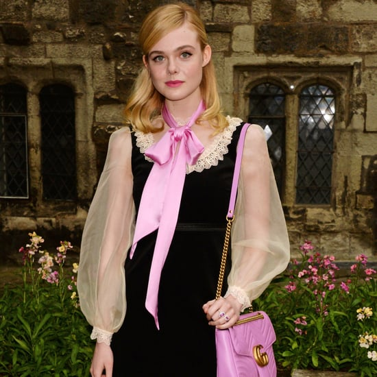 43 of Elle Fanning's Vintage-Inspired Red Carpet Dresses