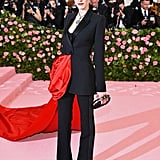 Bee Shaffer at the 2019 Met Gala