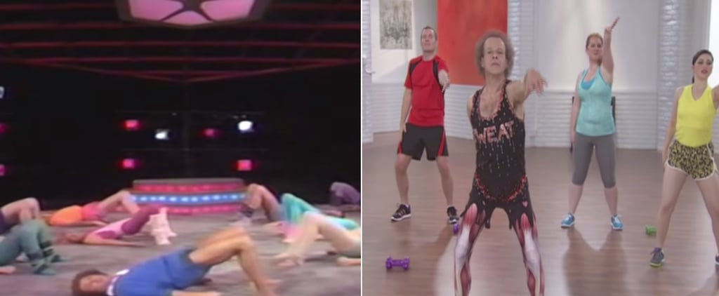Richard Simmons Workout Videos on YouTube